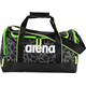 arena Spiky 2 Medium Sports Bag 32l black x-pivot-fluo green
